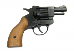 Bruni Revolver a Salve Olimpic Wood Cal. 6