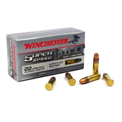 WINCHESTER S. SPEED CAL. 22 LR 40 GR