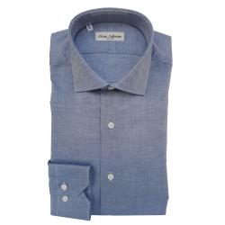 Classic Collection Camicia Maniche Lunghe Grigia