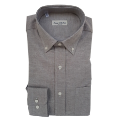 CLASSIC COLLECTION CAMICIA M. LUNGA OXFORD