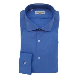 Classic Collection Camicia Maniche Lunghe Blu