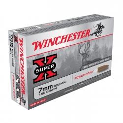 WINCHESTER SUPER X 7MM REM MAG. GR 150
