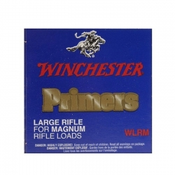WINCHESTER INNESCHI LARGE RIFLE