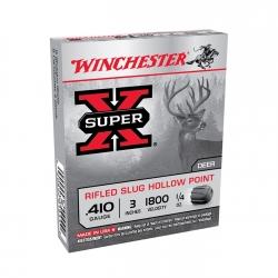 WINCHESTER SUPER X SLUG CAL.410
