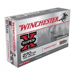 Winchester Super-X Power Point 270W 130gr