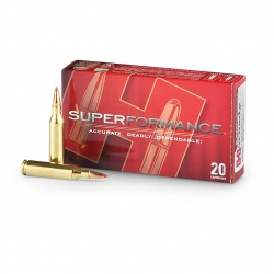 HORNADY SUPERFORMANCE 270 WIN 130GR SST