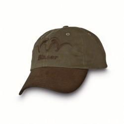 Blaser two-tone cap
