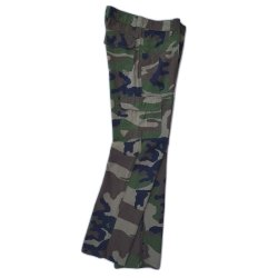 Univers Pantalone Ripstop S/W Camo 92054 133