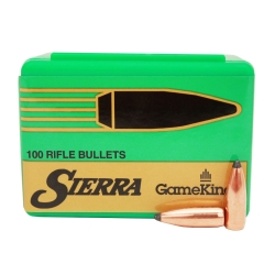 Sierra Gameking 25-.257 117 gr SBT