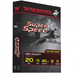 WINCHESTER SUPER SPEED GENERATION 2 CAL.20 32GR