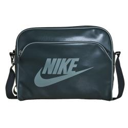 Nike Borsa Porta PC Track Heritage Verde