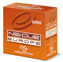 NSI Due Europe Cal. 12 28gr