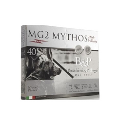 B&P MG2 MYTHOS 40 HV CAL.12 NICHELATO