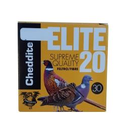 Cheddite Elite Fibre/Feltro Cal. 20 30gr