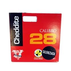 CHEDDITE CAL.28 SILENZIATA 37GR