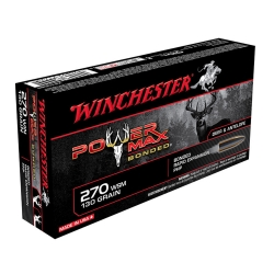 Winchester Power Max cal 270 130gr