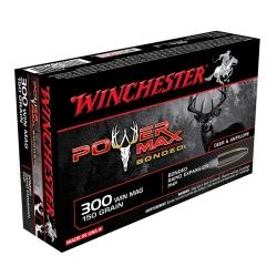 Winchester Power Max cal. 300WM 150gr
