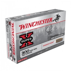 Winchester Power Point cal. 300WM 180gr