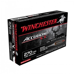Winchester Accubond CT cal. 270W 140gr