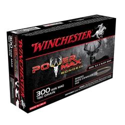 Winchester Power max cal.300 WM 180 gr