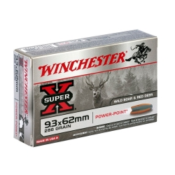 Winchester Power Point cal. 9.3x62 286 gr