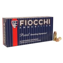 Fiocchi Classic cal. 40 S&W FMJTC 170 gr