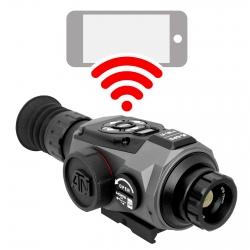 ATN Visore Termico Digitale MARS-HD 384 1.25-5X19 Notturno/Diurno