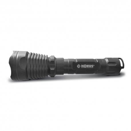Konus Torcia led RC4 1300 lumen kit completo per fucile/carabina