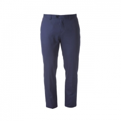 Beretta Man's Country Cotton Sport Pants blu