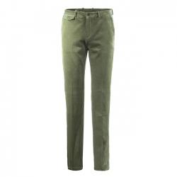 Beretta Pantaloni in velluto Sport Comfort verde chiaro