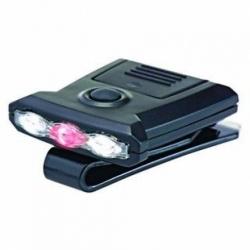 Favour Mini Torcia con clip 30 lumen