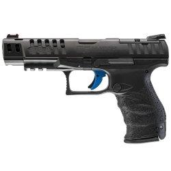 """Walther Q5 Match Cal. 9X21 5"""" + 2 Caricatori"""