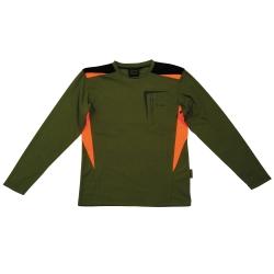 Univers T-shirt Tecnica Manica Lunga 94118-392