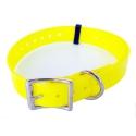 Num'axes Collare Alta Visibilità Biothane Colori Assortiti 18.5mm