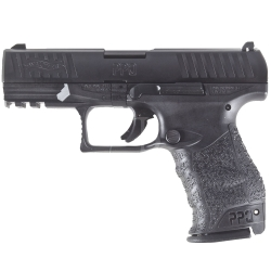 "Walther PPQ-M2 4"" Cal. 9X21"