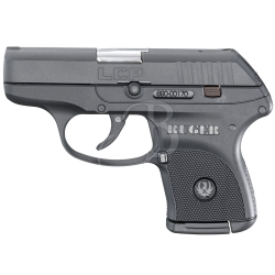 "Ruger LCP Cal. 9 Corto 2.75"" 6C."