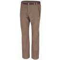 CMP Pantalone con Cintura Elastica Marrone