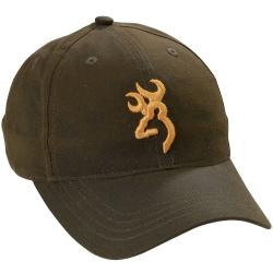 BERRETTO BROWNING CAP DURAWAX BROWN