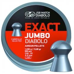JSB Jumbo Exact Diabolo Cal. 5.51