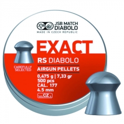 JSB Jumbo Exact RS Cal. 4.52