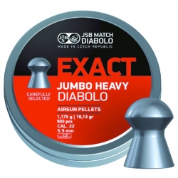 JSB Exact Jumbo Heavy Cal. 5.52