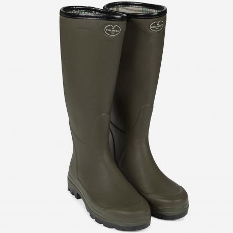 f1e382d374 Le Chameau Country Jersey XL boots