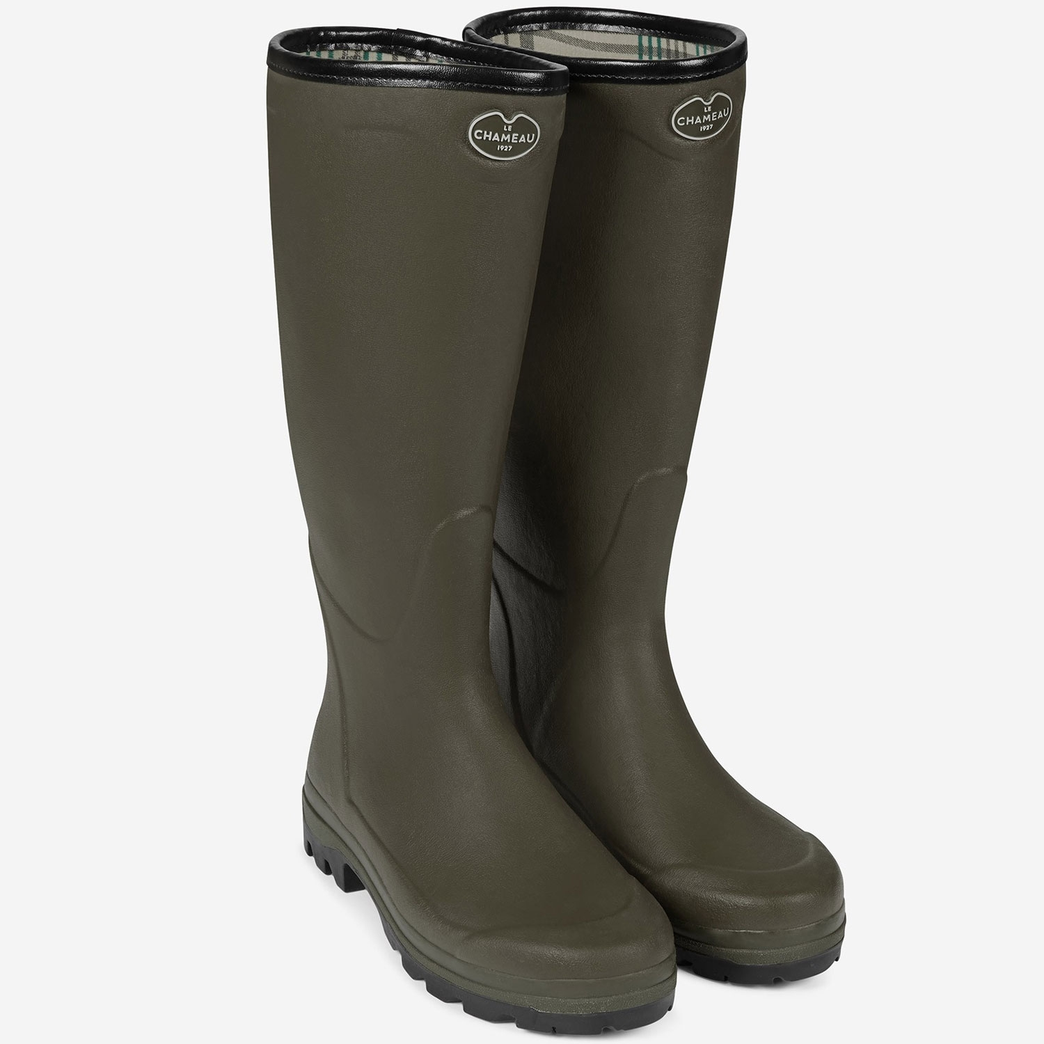 Le Chameau Country Jersey XL boots a9f4c70005b