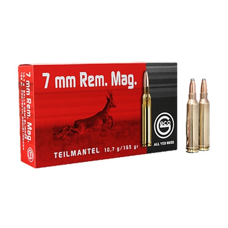 CARIC.GECO BASIC 7MM.REM. MAG. TM