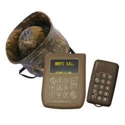 Beretti Riproduttore MP300 60 Canti con Radiocomando