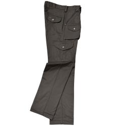 Univers Pantalone Casual Foderato Grigio 9265-610