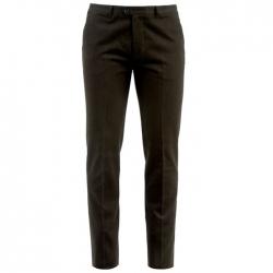 Beretta Pantaloni Classici in Cotone Country marrone chiaro