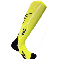 CMP Calzini Compression Sock Gialli