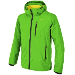 CMP Giacca Softshell Verde