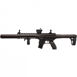 Sig Sauer MCX Black CO2 Cal. 4.5 con Red Dot Libera Vendita
